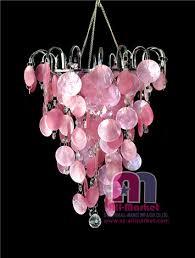 faux capiz shell chandelier am055lp