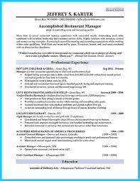 assistant manager skills 32 excellent restaurant manager skills resume ld i124821 resume