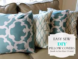 Quick Pillow Covers