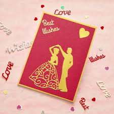 Handmade Anniversary Card By Hedgehogcraftco Card For Happy Couple Dancers Wedding Anniversary