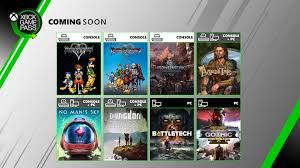 Xbox Game Pass for Console and PC ...