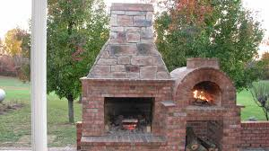 custom outdoor fireplace and pizza oven with an outdoor for simple outdoor fireplace and pizza oven