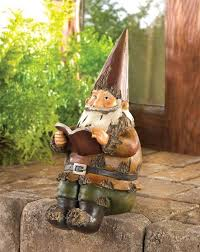 garden gnome book have you read any good gardening books root simple