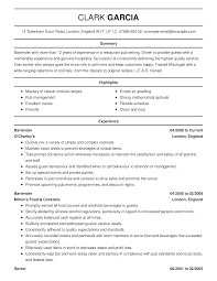 Culinary Resume Examples Examples Of Resumes