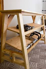 dumbbell table desk