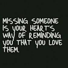 Missing You Love Quotes For Her
