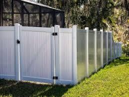 Vinyl solid picket fence Plastic Vinyl Fence Installation In Easton Pa Vinyl Fence Wholesaler Fencing Contractor Easton Pa Advantage Fence