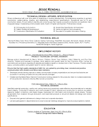 7 Technical Resume Format Phoenix Officeaz