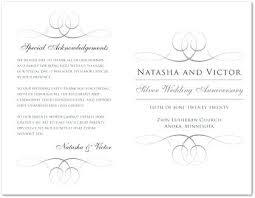 Wedding Ceremony Templates Free Folded Wedding Program Template
