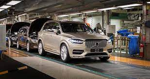 Volvo To Build Us Plant In South Carolina Today S Motor Vehicles