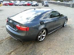 2008 Audi A5 Coupe 3.2L Quattro Gray - Lifetime Audi Parts