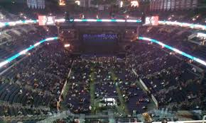 Capital One Arena Section 408 Concert Seating