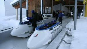 Ski-Bob Plagne Montalbert : Downhill skiing à Plagne Montalbert