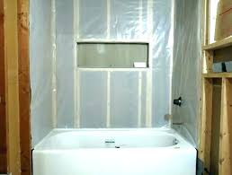 cement board shower how to install cement board on wall backer board for shower walls backer