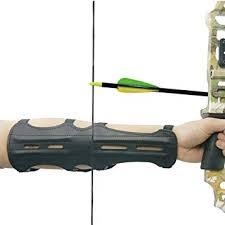 Sportsmann Archery Arm Guard <b>PU Leather</b> Bow Arrow Arm ...
