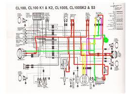 wiring diagram motorcycle honda cg wiring diagram schematics r4l honda cb100 wiring chop color coded