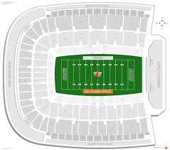 Boone Pickens Stadium Interactive Seating Chart 58 Extraordinary University Of Oklahoma Stadium Seating Chart