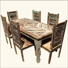 rustic dining table and chairs. Perfect Design Rustic Dining Table Set Vibrant And Chair Sets Chairs