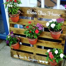 Flower Display Stand For Sale Best Wood Pallet Flower Planter Display Stand For Sale In Moore 29