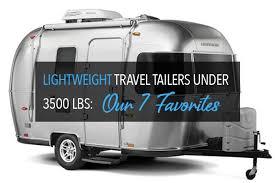 lightweight travel trailers under 3500