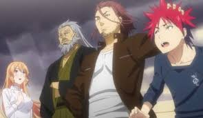 food wars shokugeki no souma season 5