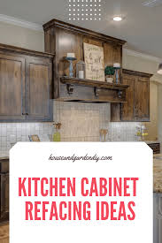 30 Kitchen Cabinet Refacing Ideas Pictures Refacing Cost 2019