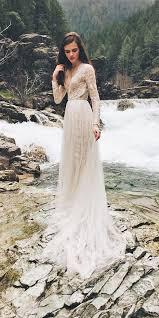 best 25 bohemian wedding dresses ideas