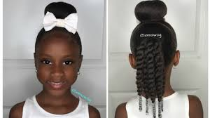 Sock Bun Hair Style quick & easy 10 min sock bun hairstyle 1 kids natural hairstyle 6712 by wearticles.com