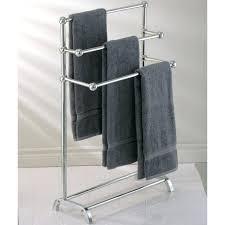 medium size of counter top towel rack bathroom towel stand stand alone towel rack and bathroom