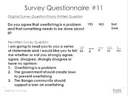 Multiple Choice Template Word Multiple Choice Survey Template