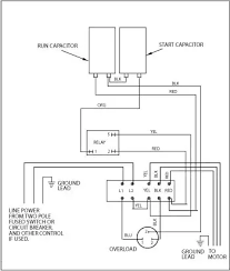 how to run a submersible pump using relays what relay configuration the relay is in the schematic is the starting relay not to be confused run relay a run relay most often comes in the form of a pressure switch