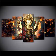 god ganesha elephant canvas wall art on ganesh canvas wall art with god ganesha elephant canvas wall art dreamcrafter