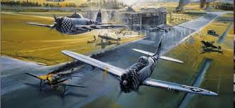 P-47 Thunderbolts at the Battle of the Bulge - Warfare History Network