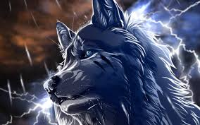 Search free wolf wallpapers on zedge and personalize your phone to suit you. Anime Wolf Wallpapers Top Free Anime Wolf Backgrounds Wallpaperaccess
