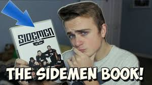 sidemen book drawing of ethan sidemen the book in depth review and my thoughts of sidemen