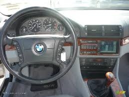 Coupe Series 528i 2000 bmw : 2000 BMW 5 Series 528i Sedan Black Dashboard Photo #55116030 ...