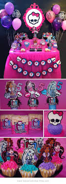 The Best Wall Ideas Monster High Decor Bedroom Of Room Popular And Border  Inspiration Monster High