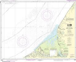 Ocean Charts Noaa Nautical Chart 16343 Port Heiden