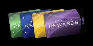 Rewards Club Rewards Card Vernon Downs