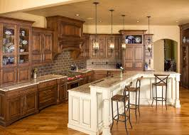 kitchen staining cabinets before and after creamy polished mahogany wood cabinetry shiny black granite countertops dark