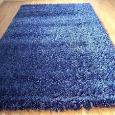 plain blue rug teal