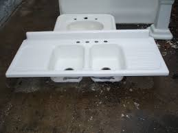 second thoughts about my sink vintage 40s kohler drainboard