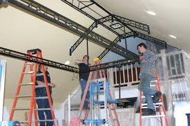 light carriage install