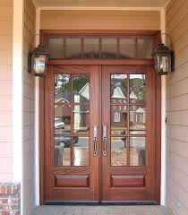 various double entry door craftsman style entry doors photo double entry wooden doors