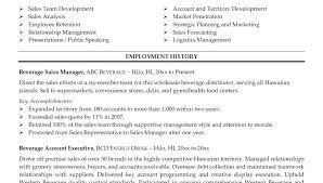 Sales Representative Resume Sample Marketing Representative Resume ...