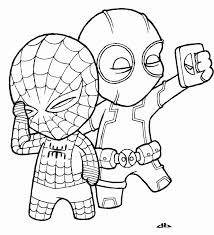 Coloring spiderman can be a little tough because there are a lot of intricacies in his appearance. Spiderman Coloring Pages Games Elegant Baby Spiderman Coloring Pages Spiderman Coloring Superhero Coloring Pages Marvel Coloring