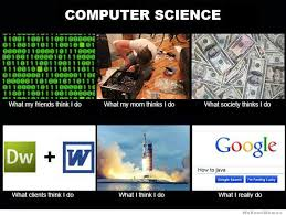 Computer Science What My Friends Think I Do | WeKnowMemes via Relatably.com