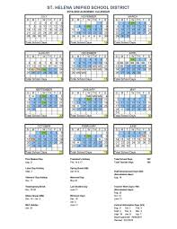 Academic Calendar 2019 2020