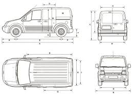 ford transit connect interior merements gallery