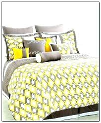 yellow and gray comforter queen yellow and grey bedding sets yellow bed spread grey and yellow